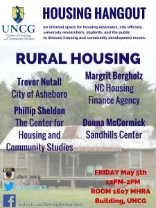 FINAL May HH - Rural Housing